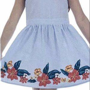 BRAND NEW NAUTICA BIG GIRLS SUMMER DRESS